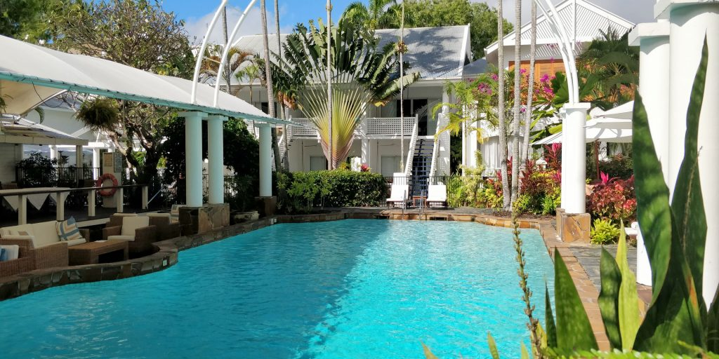 The Reef House Palm Cove Pool 5