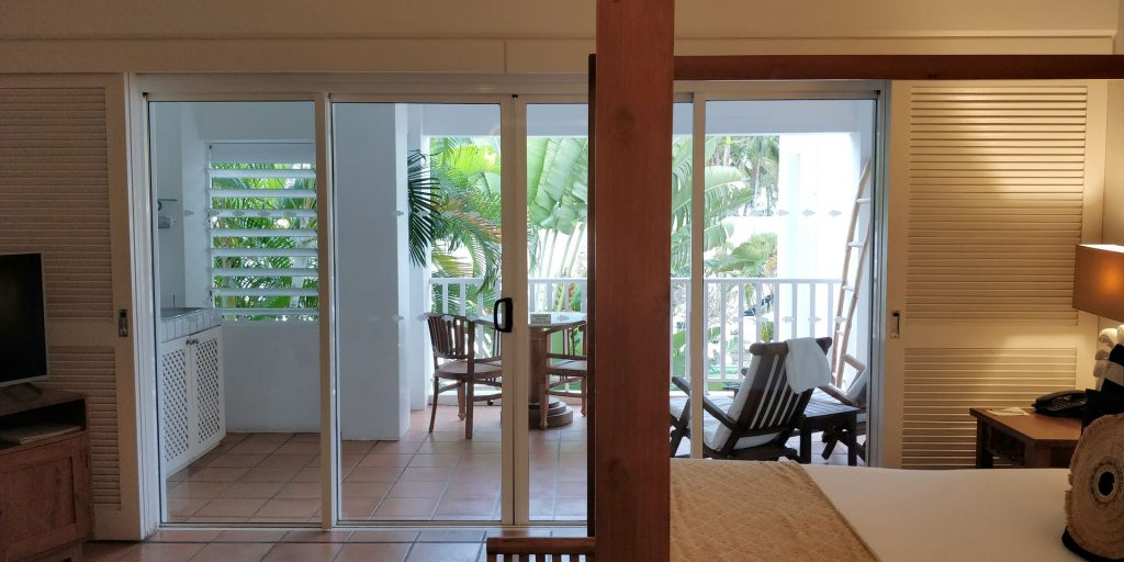 The Reef House Palm Cove Zimmer