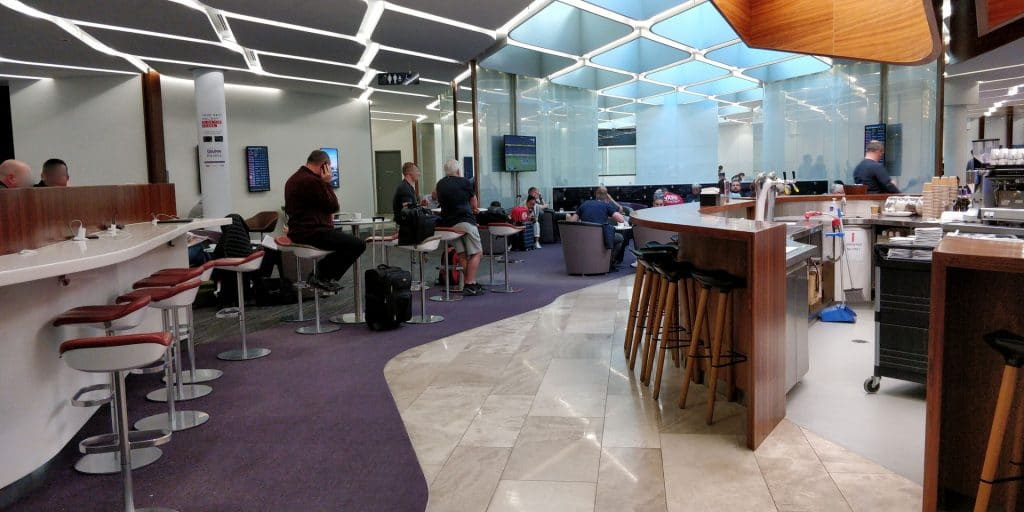 Virgin Australia Lounge Brisbane 3