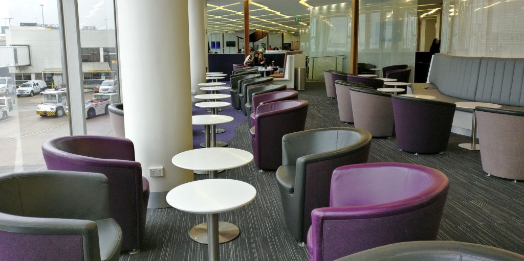 Virgin Australia Lounge Melbourne 2