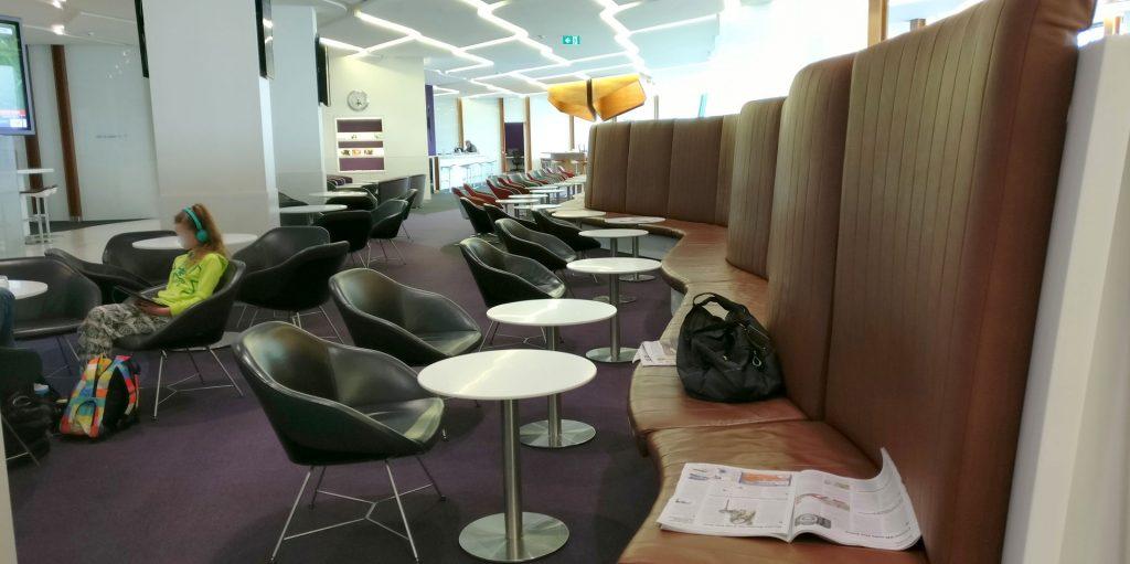 Virgin Australia Lounge Melbourne 8