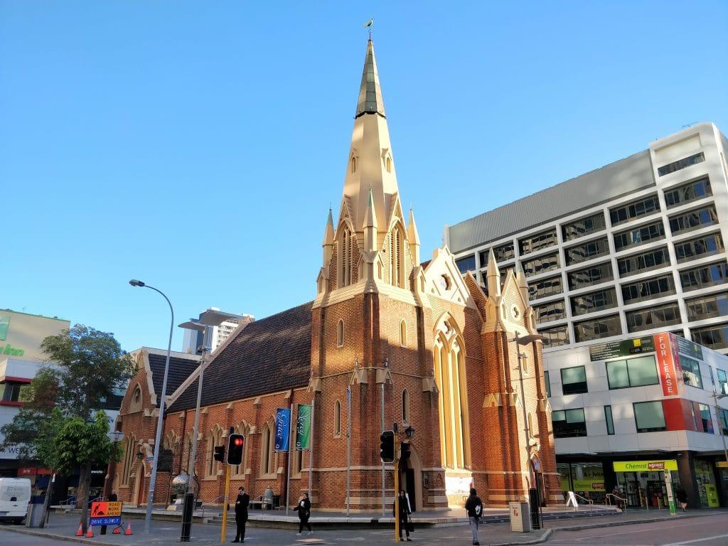 Western Uniting Church Perth