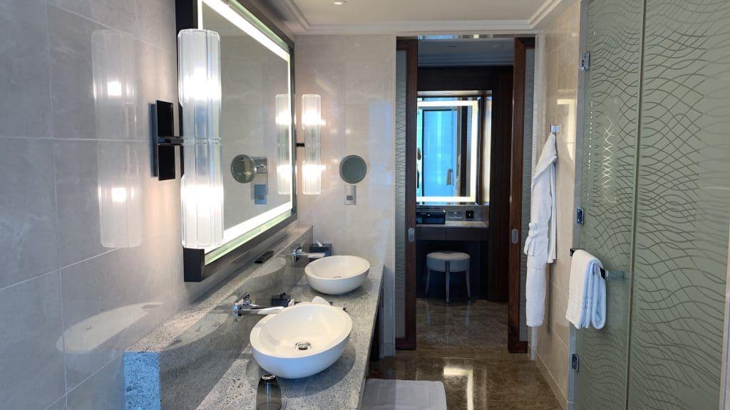 Four Seasons Abu Dhabi Badezimmer 2