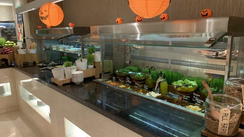 Four Seasons Abu Dhabi Frühstück Buffet