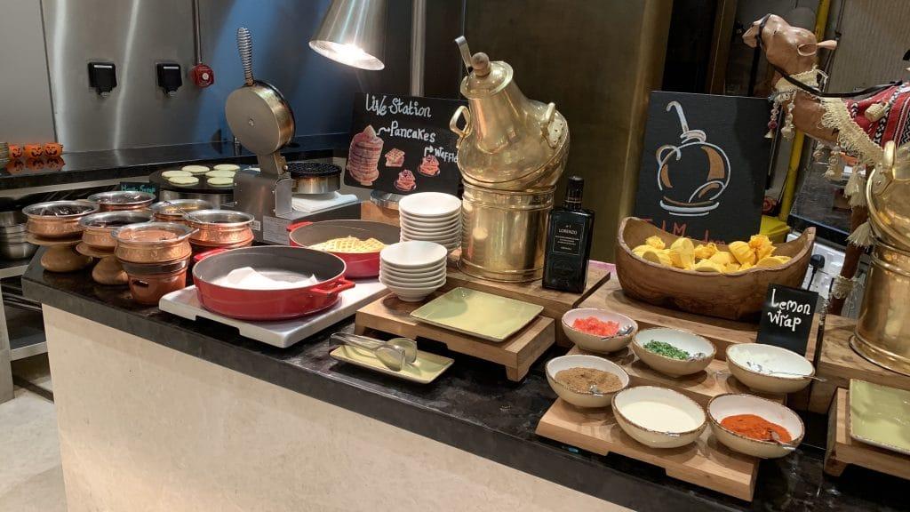 Four Seasons Abu Dhabi Frühstück Buffet 3