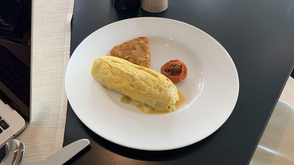 Four Seasons Abu Dhabi Frühstück Omelette
