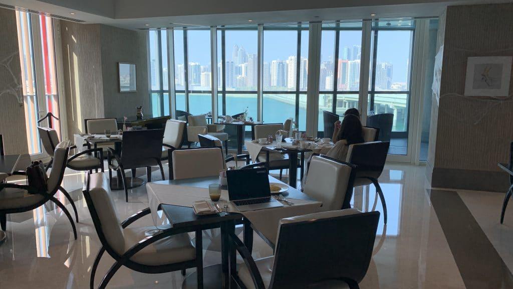 Four Seasons Abu Dhabi Frühstück Restaurant