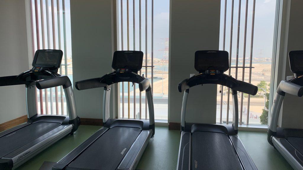 Four Seasons Abu Dhabi Gym