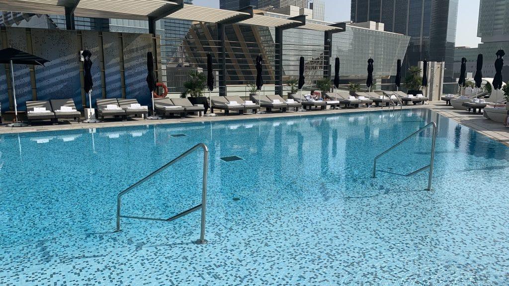 Four Seasons Abu Dhabi Pool
