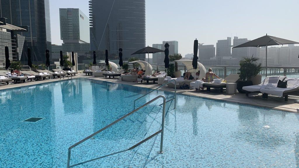 Four Seasons Abu Dhabi Pool 2