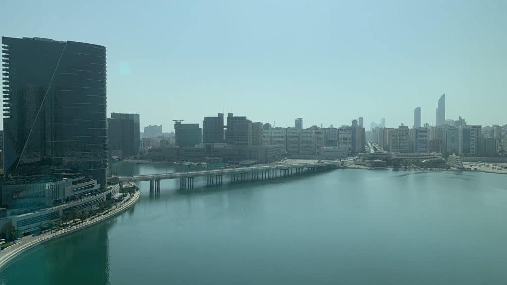 Four Seasons Abu Dhabi View