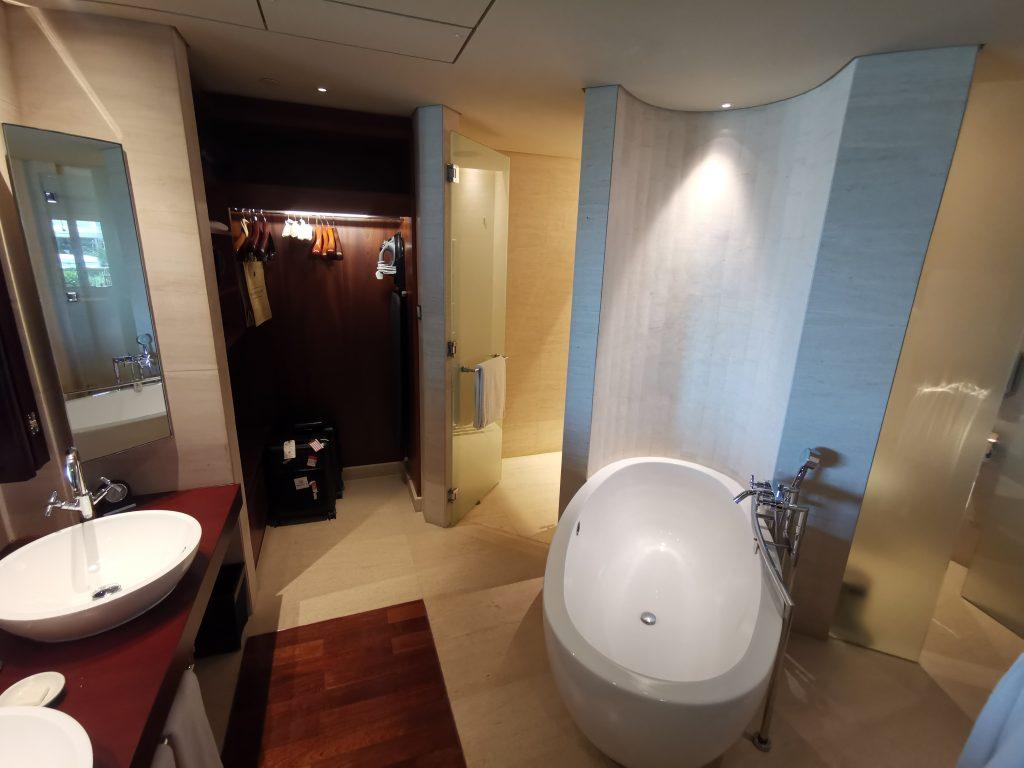 Park Hyatt Dubai Badezimmer