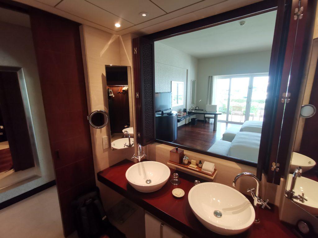 Park Hyatt Dubai Badezimmer 3