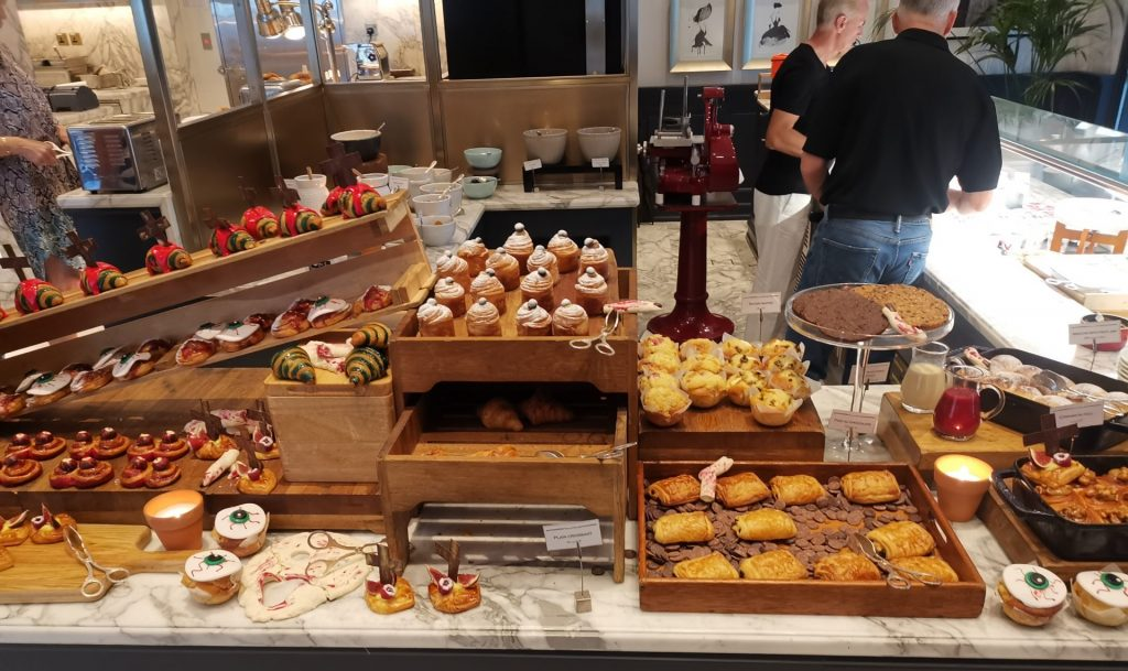 Park Hyatt Dubai Frühstück 3