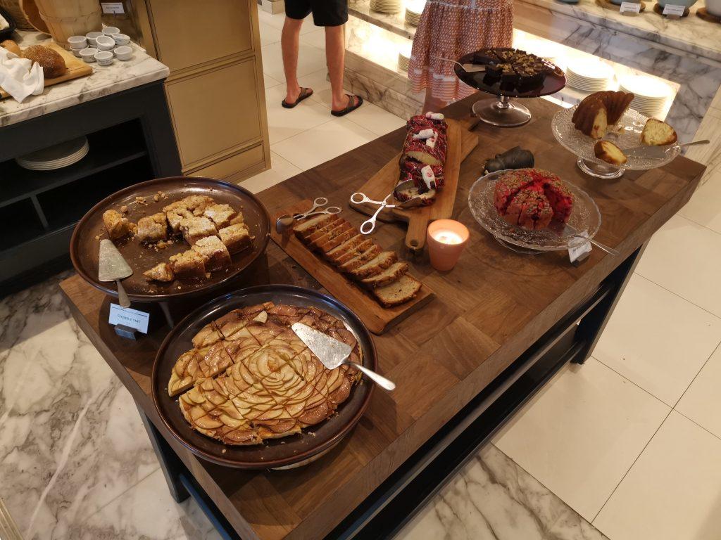 Park Hyatt Dubai Frühstück 4