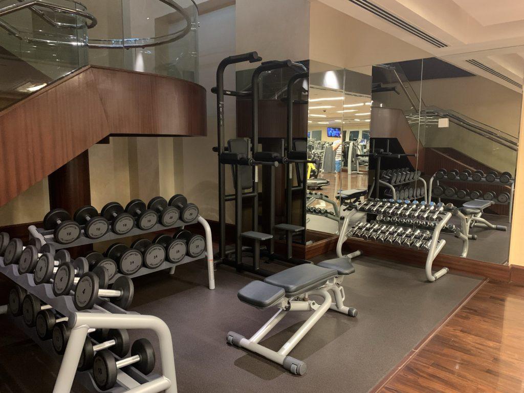 Park Hyatt Dubai Gym