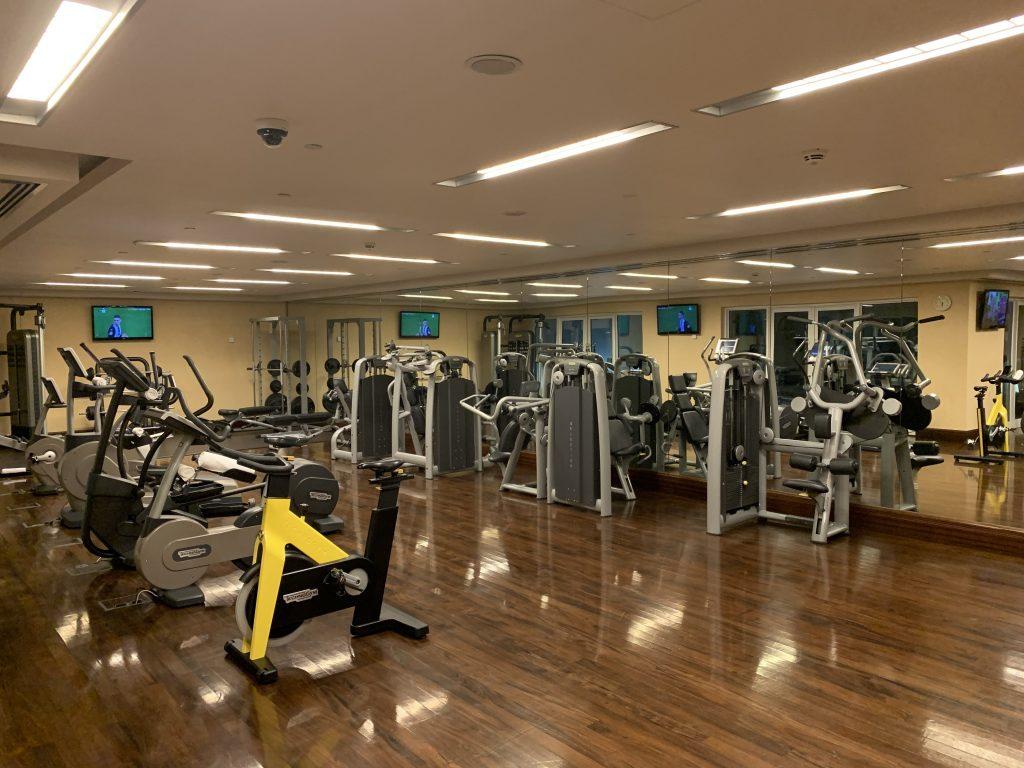 Park Hyatt Dubai Gym 2