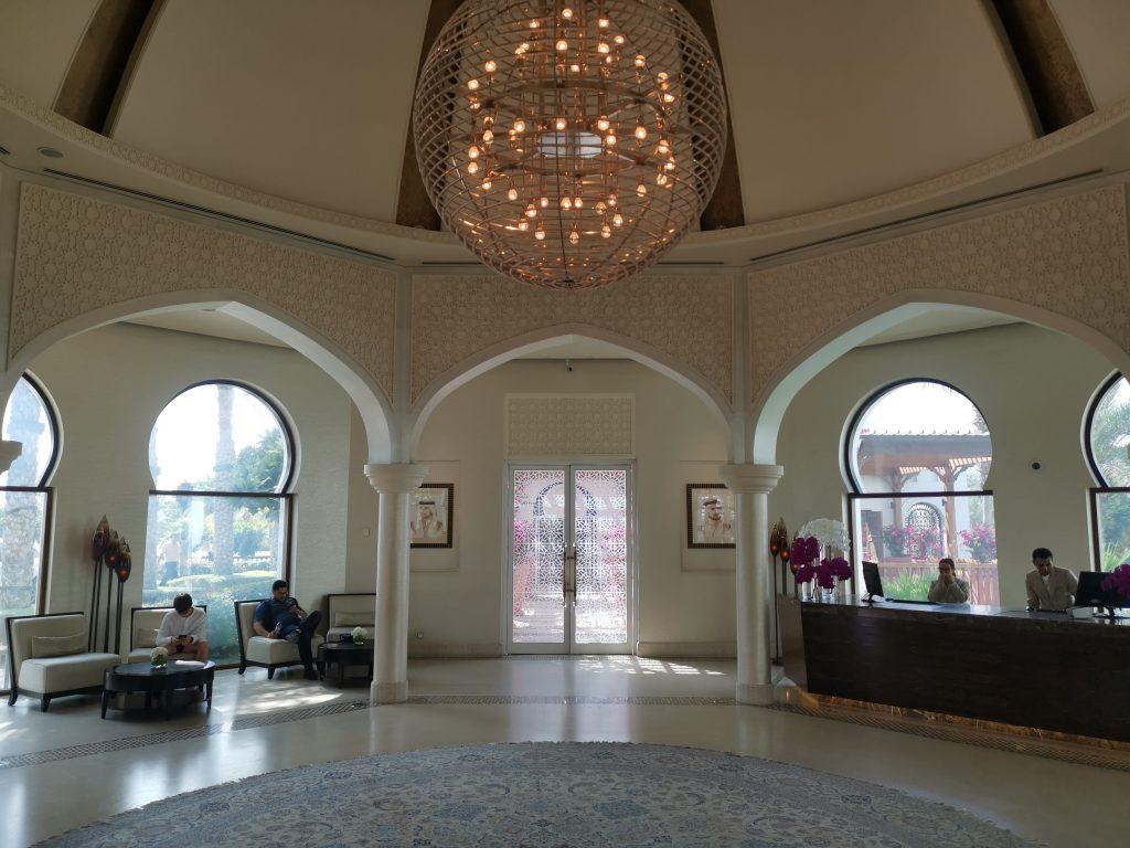 Park Hyatt Dubai Lobby