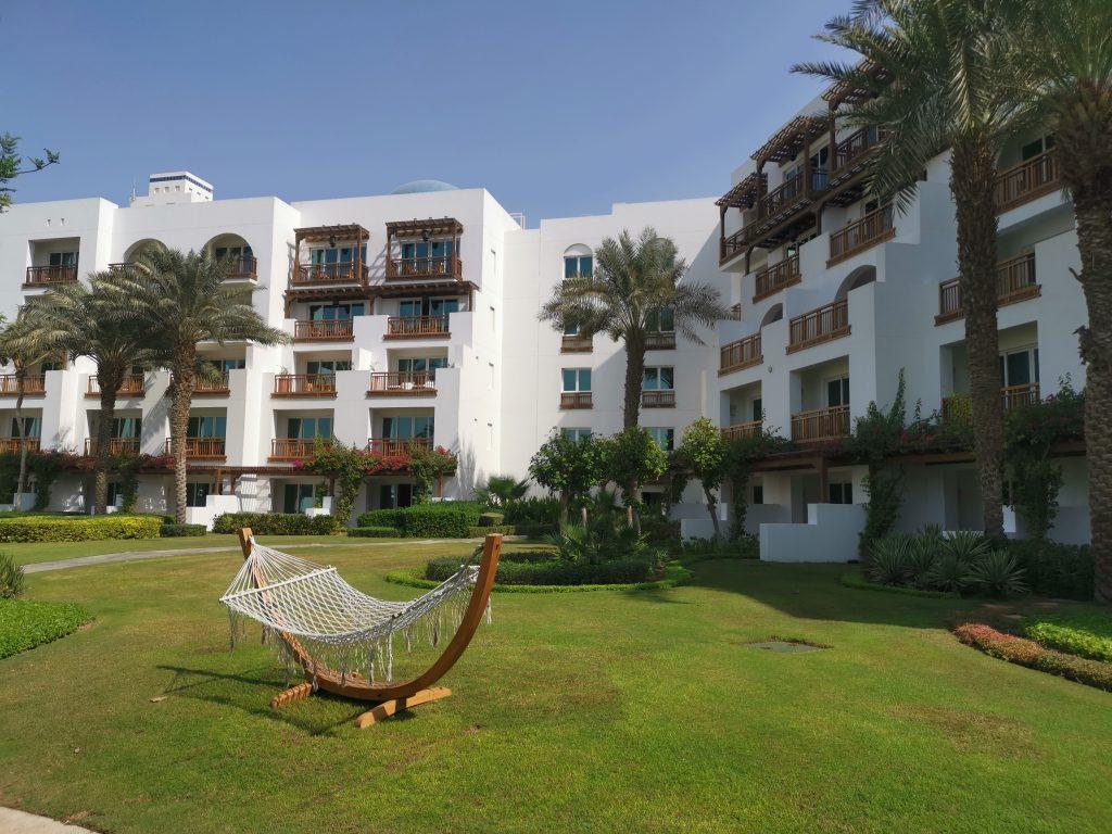 Park Hyatt Dubai Resort Gebäude