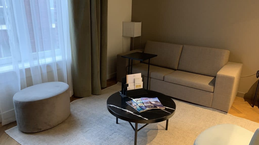 Pestana Hotel Amsterdam Zimmer