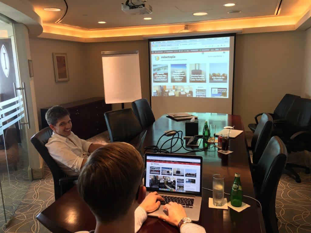 Reisetopia Meeting Abu Dhabi 2017