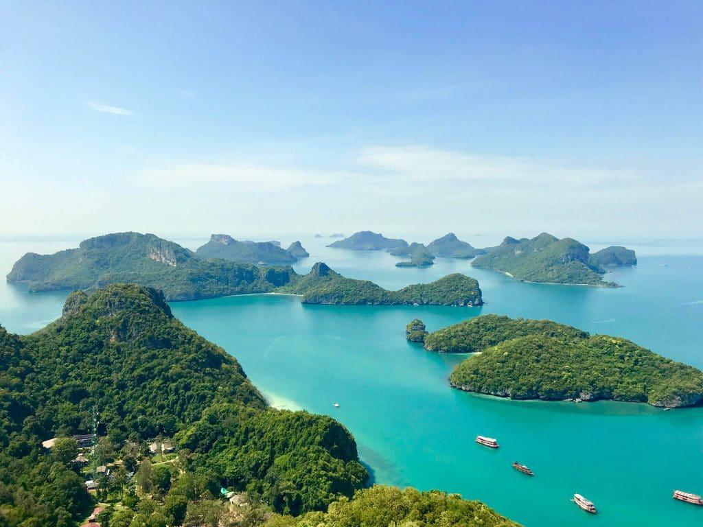 Ang Thong Marinepark