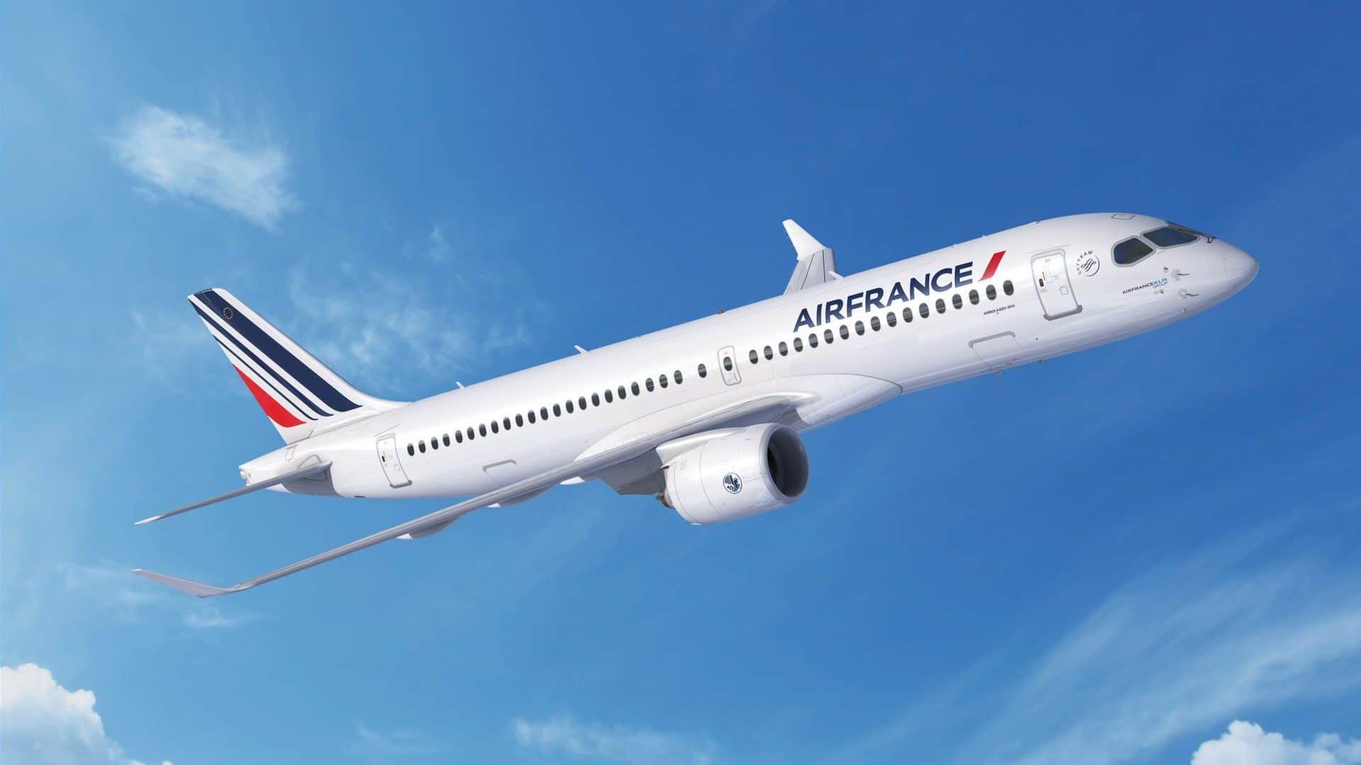 Air France's A220 300