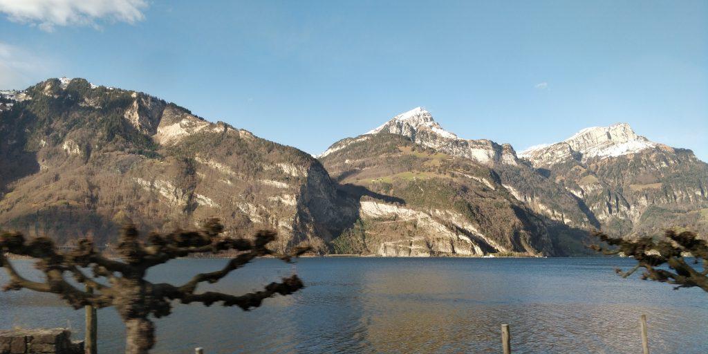 Ausblick Zug Schweiz