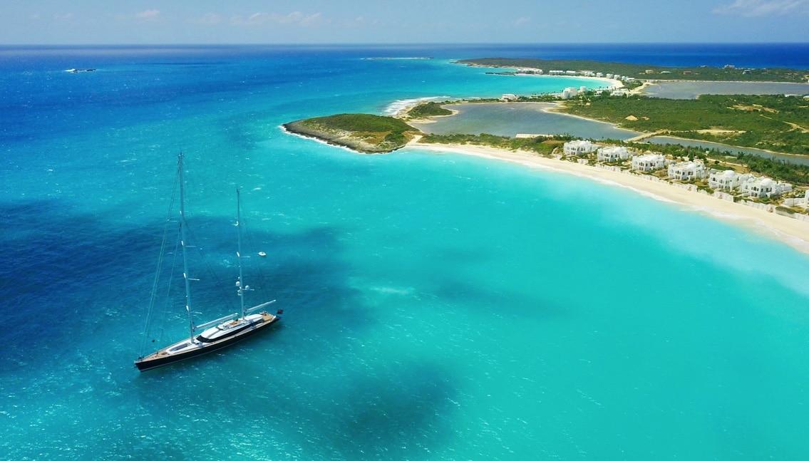 Strand Anguilla