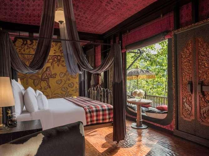 Capella Ubud Bali Zimmer