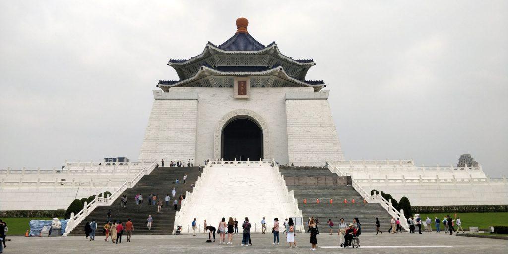 Chiang Kai Shek Memorial Hall Taipei 2