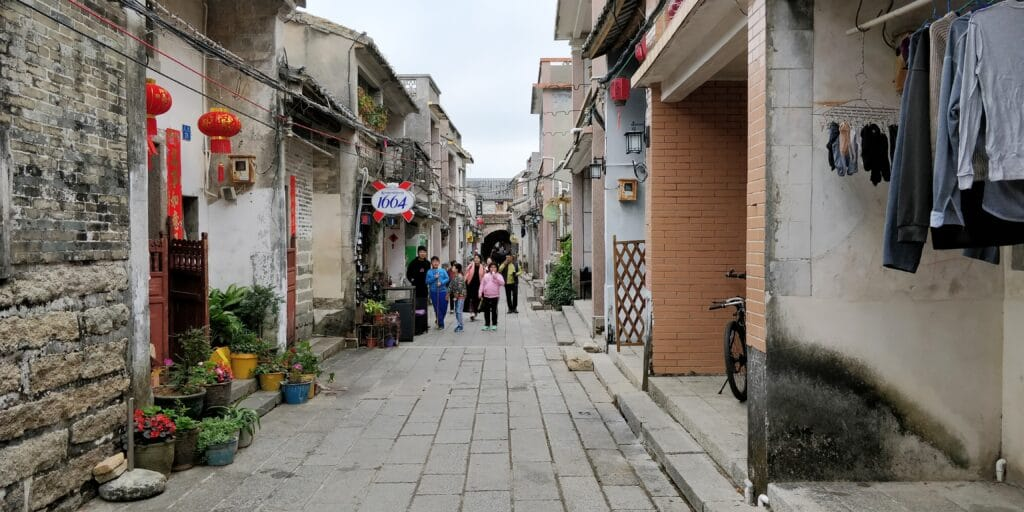 Dapeng Fortress Shenzhen 10