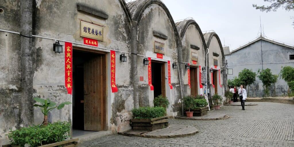 Dapeng Fortress Shenzhen 2