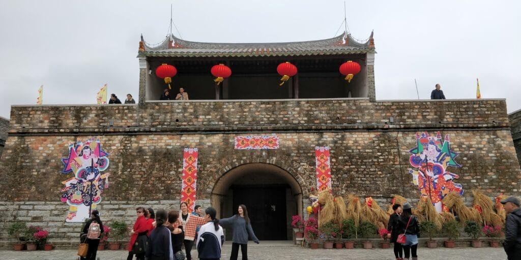 Dapeng Fortress Shenzhen 5