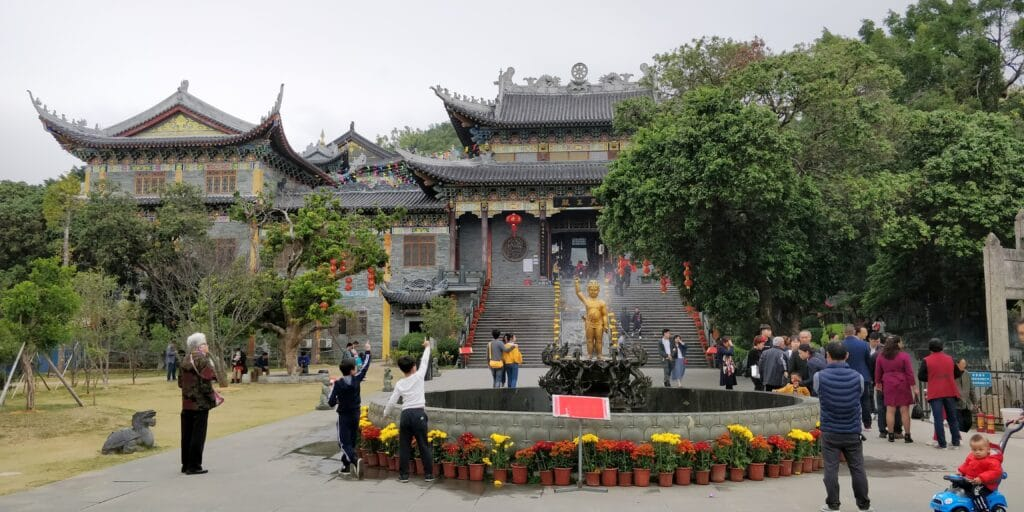 Dapeng Temple Shenzhen 2