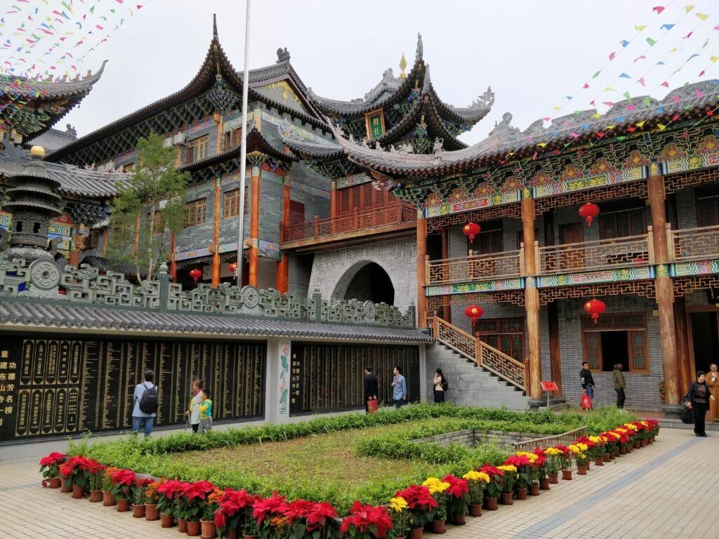 Dapeng Temple Shenzhen 6