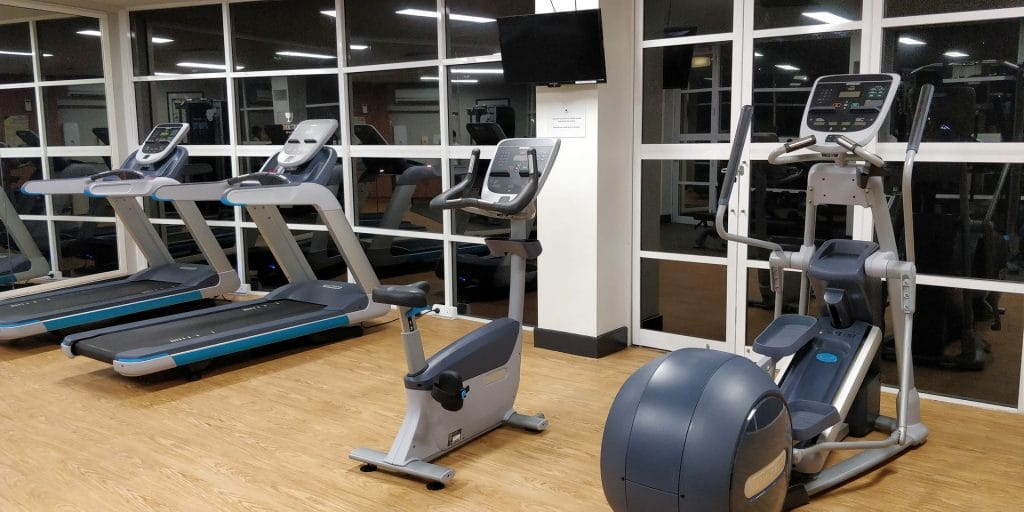 DoubleTree Cairns Fitness 2
