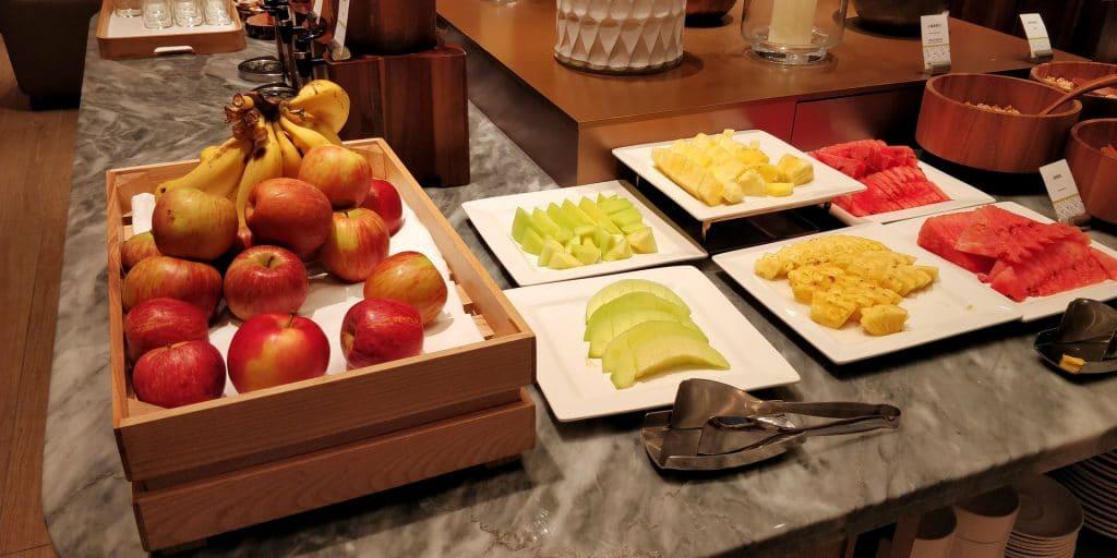 DoubleTree Taipeh Zhongshan Frühstück 2