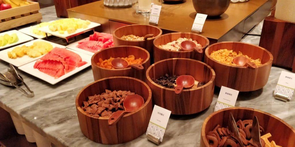 DoubleTree Taipeh Zhongshan Frühstück 3