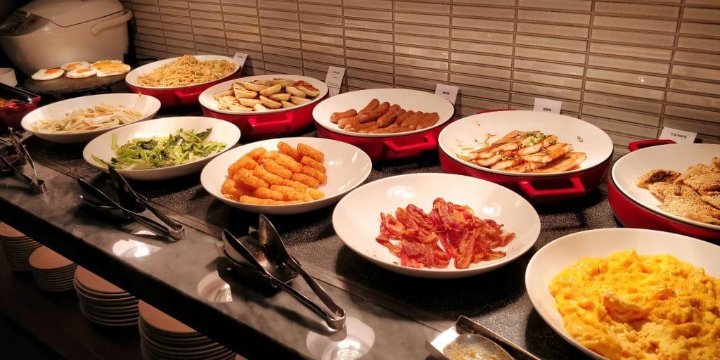 DoubleTree Taipeh Zhongshan Frühstück 5