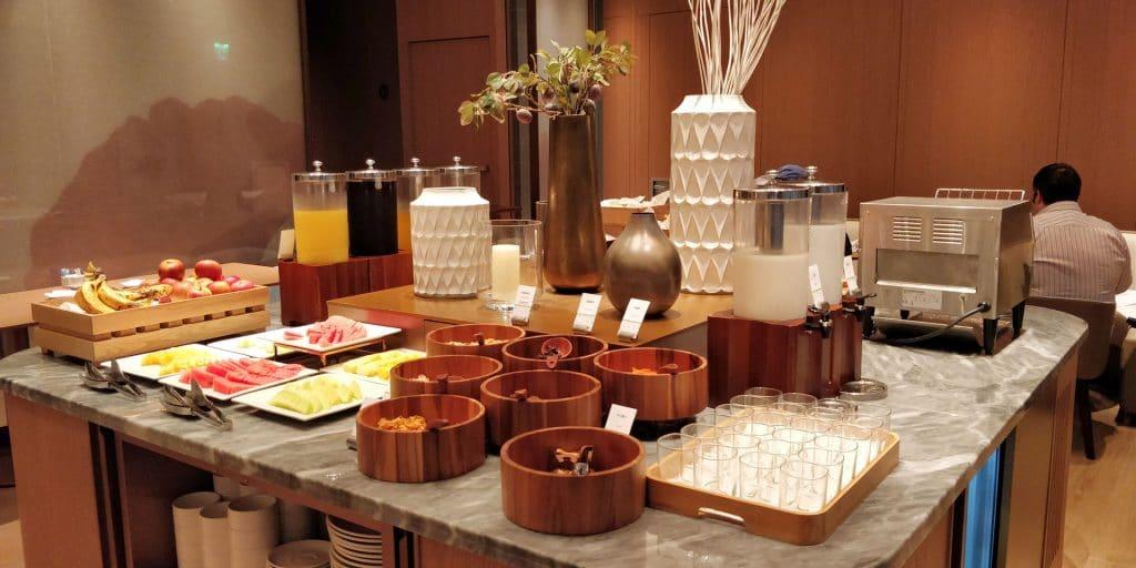 DoubleTree Taipeh Zhongshan Frühstück 6