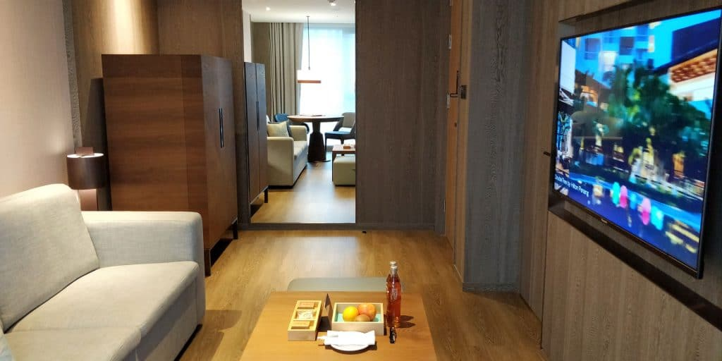 DoubleTree Taipeh Zhongshan Suite 7