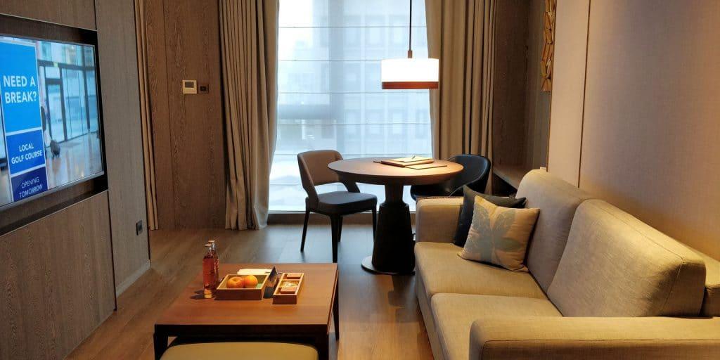 DoubleTree Taipeh Zhongshan Suite 8