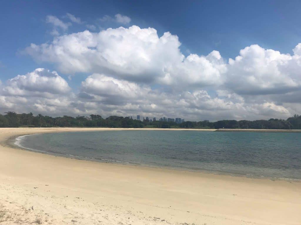 Lazarus Island Singapur