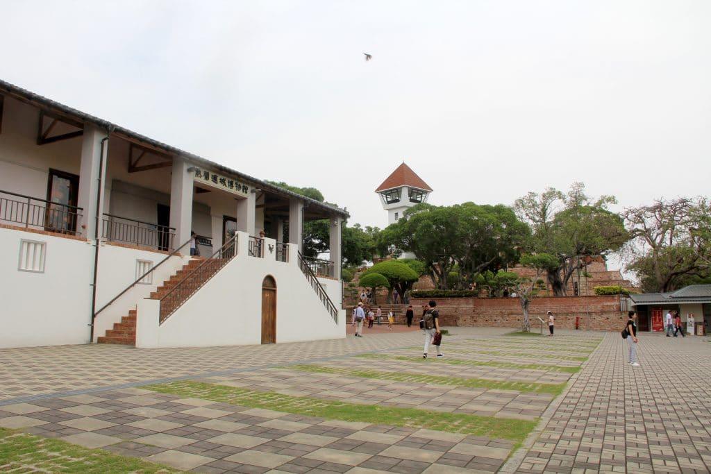 Fort Zeelandia Tainan 3