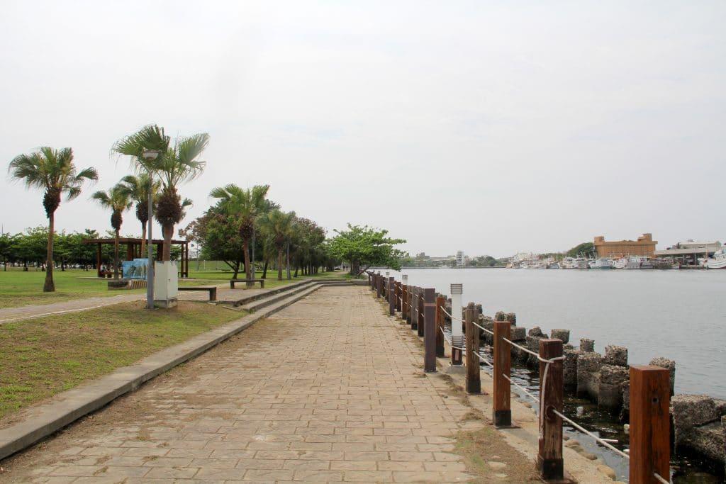 Gangbinlishi Park Tainan 3