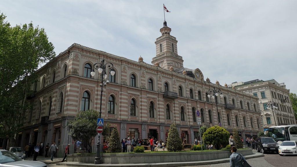 Georgien Tiflis Freiheitsplatz