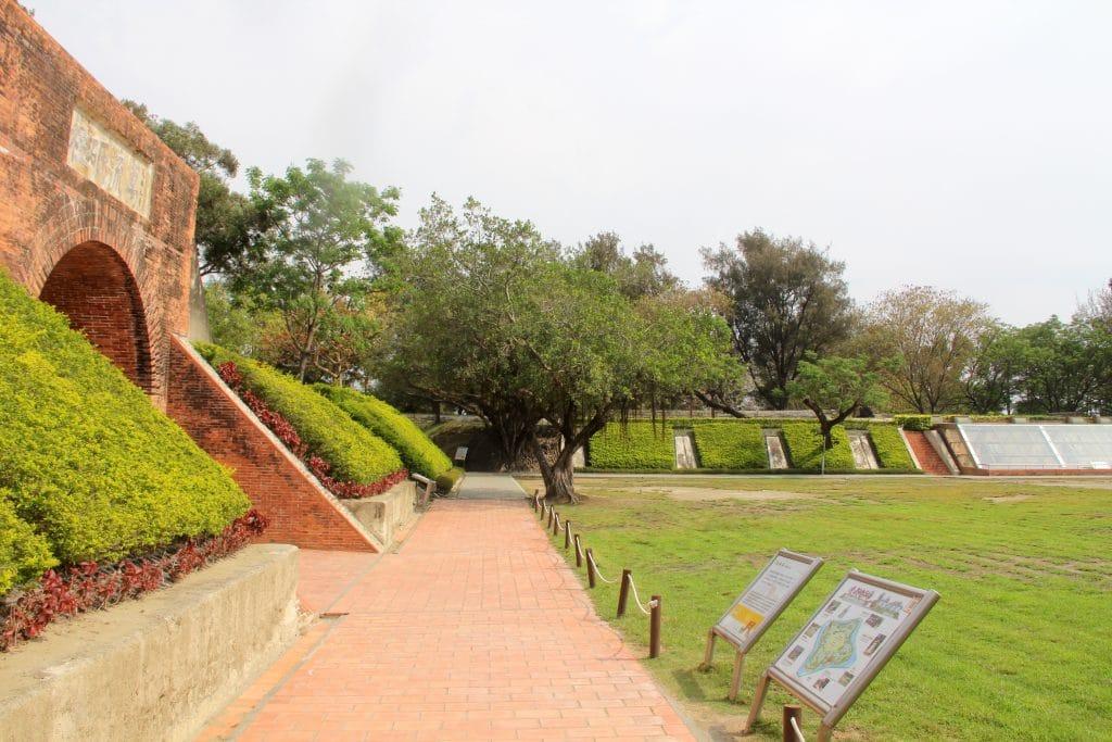 Golden Fort Tainan 3