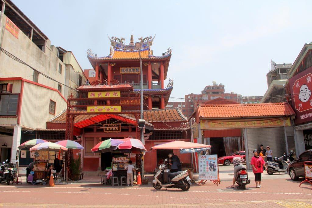 Grand Mazu Temple Tainan