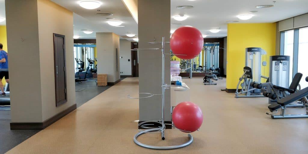 Hampton By Hilton Dubai Airport Fitness